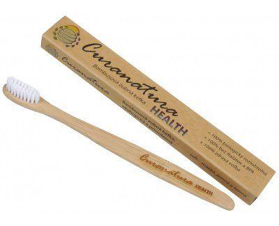 Curanatura kartáček bambus