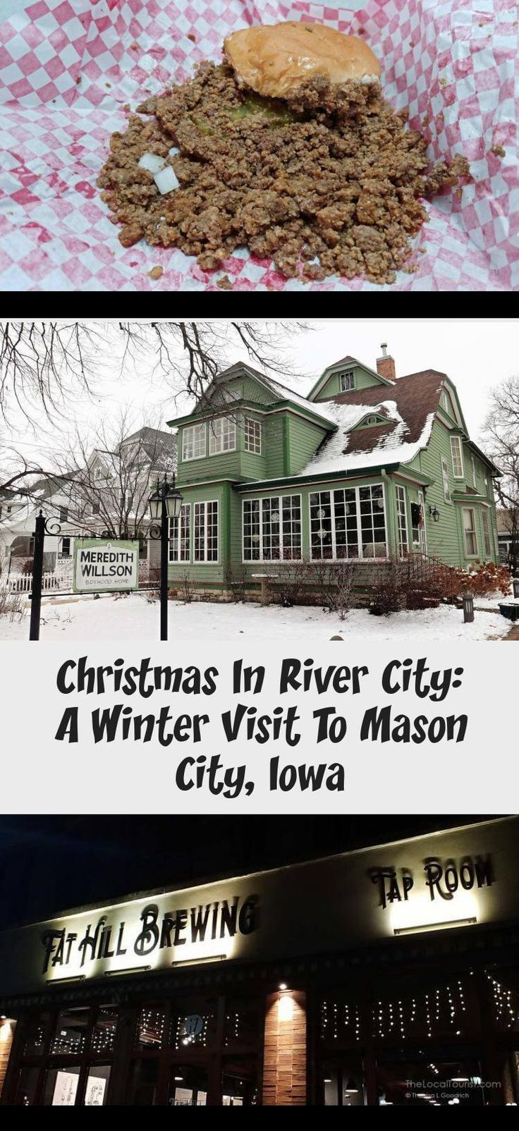 Christmas In River City: A Winter Visit To Mason City ...