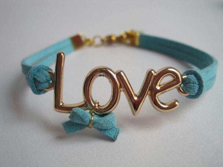 Mar Accesorios Pulsera love!!!
