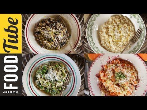 How To Make Perfect Risotto 4 ways | Gennaro Contaldo - YouTube