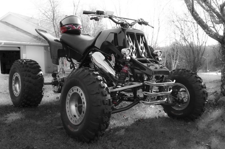 <3 Yamaha Banshee - Ride to live and live to ride