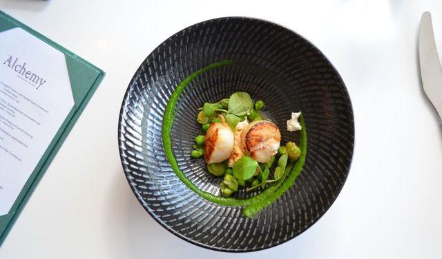 Alchemy Restaurant and Bar - Miss Foodie Restaurant Review - Brisbane Eagle St