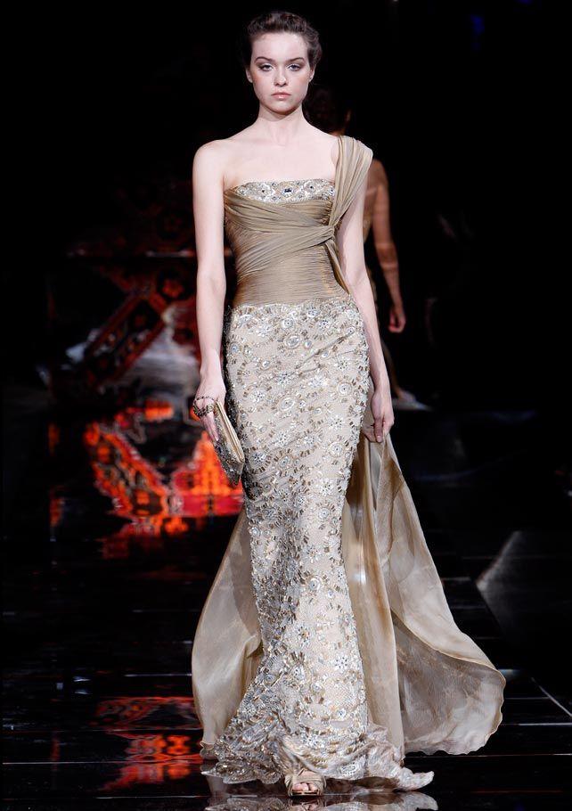 The shoulder and waist drape is stunningFashion, Murad Gowns, Couture Autumn, Zuhair Muradgorg, Couture Glam, Murad South, Couture Zuhair Murad, Extra Beautiful, Haute Couture