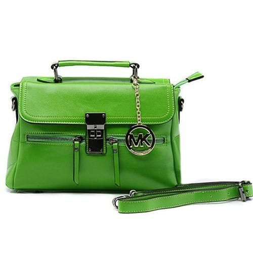 Welcome To Our Michael Kors Lock Medium Green Crossbody Bags Online Store
