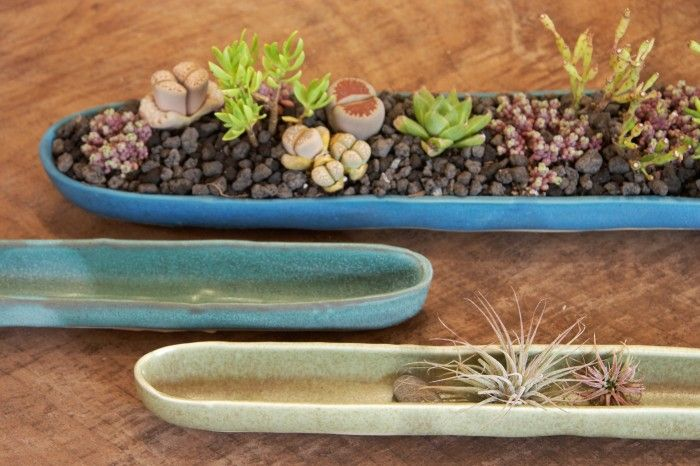 Judy Jackson Stoneware In her New York studio, ceramic artist Judy Jackson creates perfect, simple vessels. Her glazes are earthy-deep. Her pots have been a favorite for years here at the shop, and she just keeps adding new shapes, styles, and colors that we love.