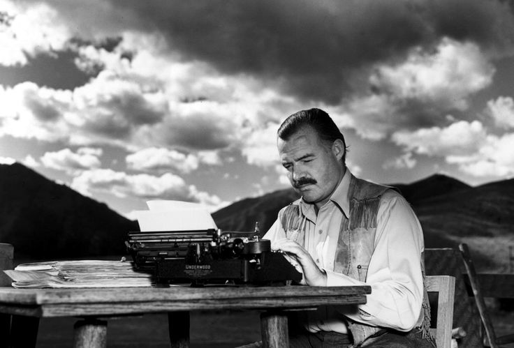14 Ernest Hemingway Quotes for Your Weekend