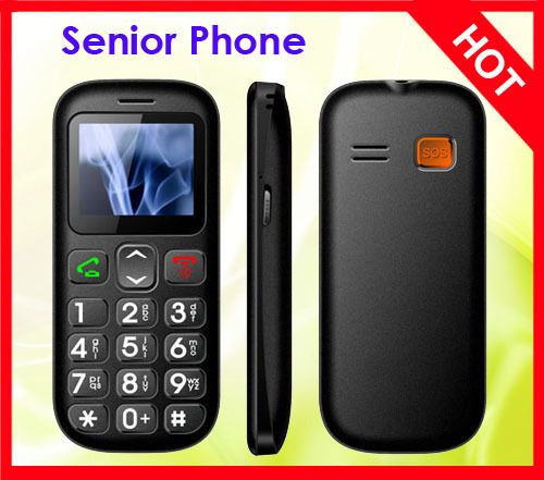 Finally a mobile phone that has big buttons talks to you and has an SOS button for when you really need help Features List SOS button big buttons easy to use torch FM radio sound recorder WAP alarm calendar etc Weight 82g General network GSM85090018001900MHz SIM Card Dual SIM dual standby Screen 177 inch TFT screen128160px Video format 3GP AVI Music format MP3 WAV Picture format JPG BMP GIF Bluetooth Bluetooth 30 SMS number 100phoneSIM Contact number 350phoneSIM Camera NA Speaker 2014 type…