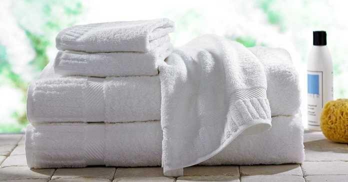 Návod na dokonalé vyčištění starých ručníků