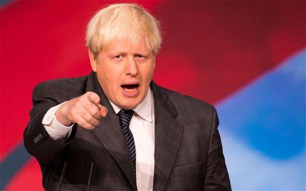 UVERSE NEWS: Boris Johnson: I am not bothered with civil libert...