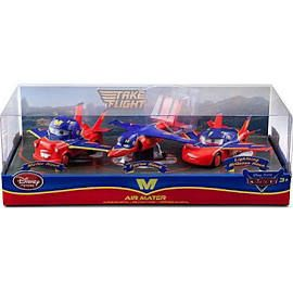 Disney Cars 1:48 Multi-Packs Air Mater Diecast Car Set,