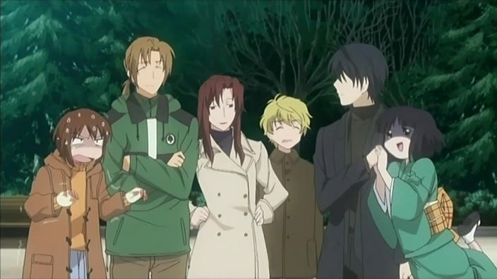 ghost hunt Naru and Mai   Ghost Hunt (anime/manga franchise)