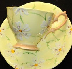 Royal Albert China ~ The yellow made me thing of you, Shelly!