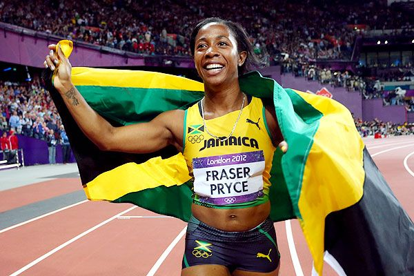 Shelly Anne Fraser Pryce | London 2012 Olympics | Gold | 100M