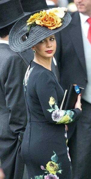 Princess Haya Bint Al Hussein of Jordan, Sheikha of Dubai, June 18, 2013