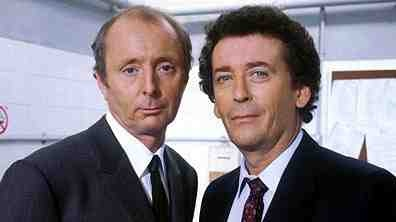 The Detectives (1993–1997) is a British comedy television series, starring Jasper Carrott, Robert Powell, and George Sewell. It was a spoof of police dramas, which were numerous in the 1990s, and it was aired on BBC One. It was written by Mike Whitehill and Steve Knight.