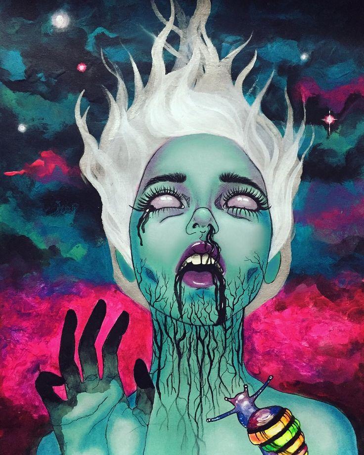 Warg Witch | Harumi Hironaka