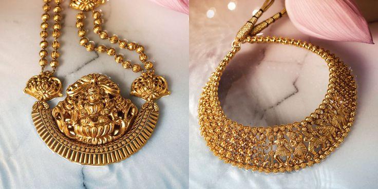 Tanishq Divyam Jewellery - Pendants