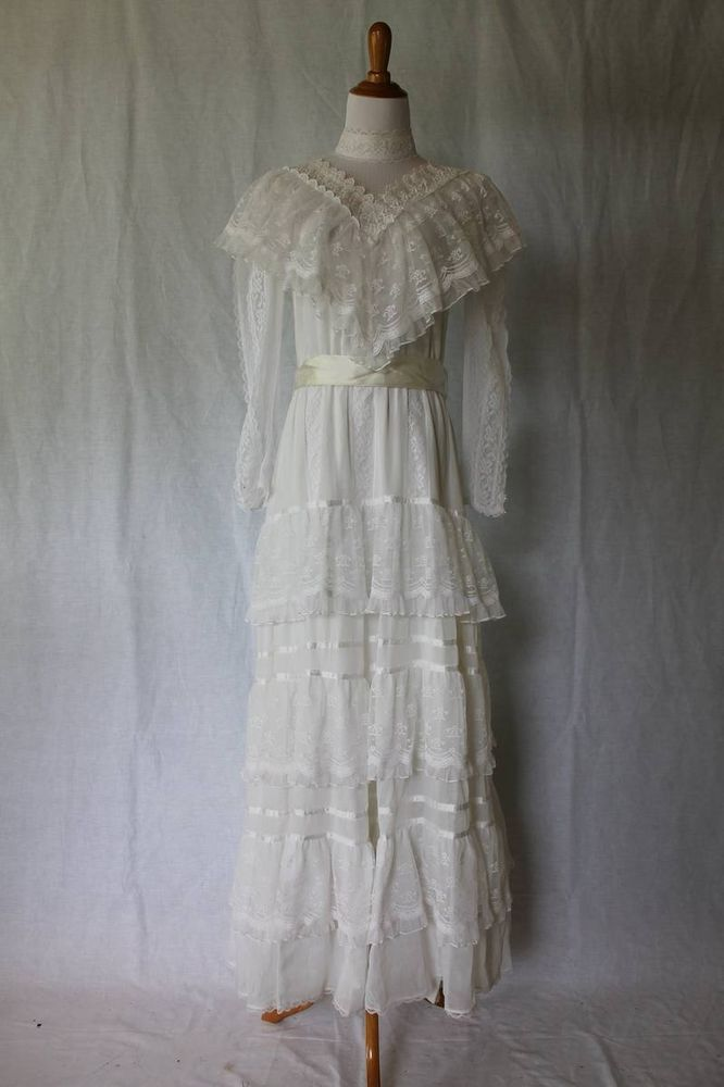 17 best images about vintage gunne sax on pinterest maxi for Gunne sax wedding dresses