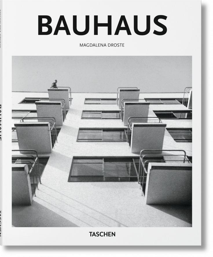 Bauhaus (Petite Collection Art) - Tashen - première de couverture