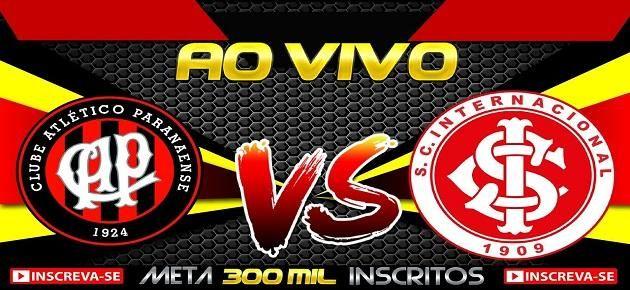 Jogo Atletico Pr X Internacional Ao Vivo Online Youtube Com