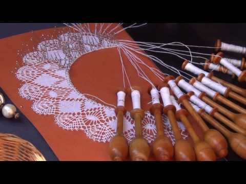 38 Bruges Lace Lady - YouTube