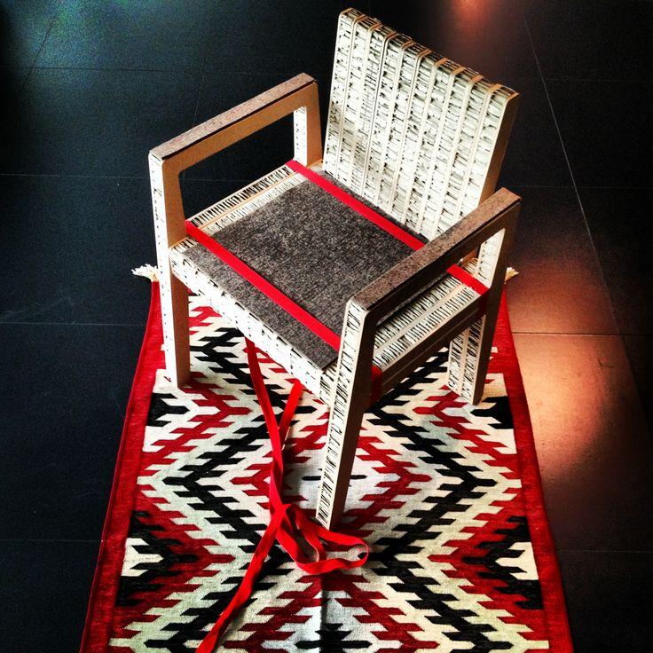 benno simma - chair BOND14 [2014]