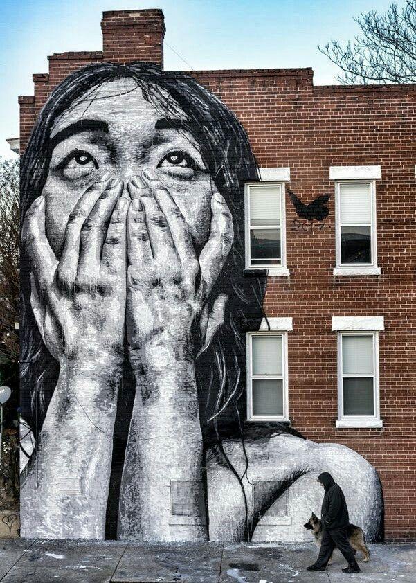 Street Art In 2019 Street Art Graffiti Street Art Banksy