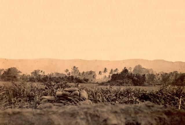 """Medan depan """"Dalam"""" Sultan Aceh – 1880"""