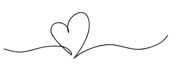 Imagenes Graficos Vectores Y Videos Libres De Derechos De Autor Y Fotos Sobre El Tema One Line Dibujar Arte Dibujos De Corazones Tatuajes De Arte De Lineas