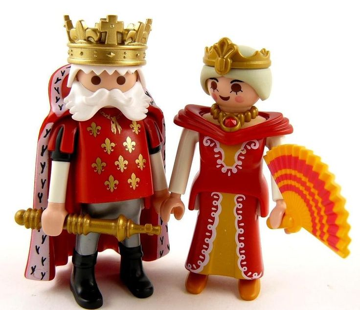 ROYAL KING & QUEEN / Medieval Knight s / Princess Castle ...