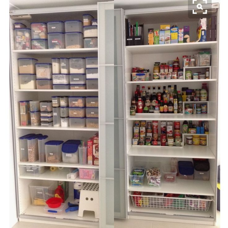 25+ Best Ideas About Ikea Pantry On Pinterest