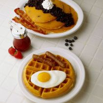 Homemade Pancake and Waffle Mix Recipes