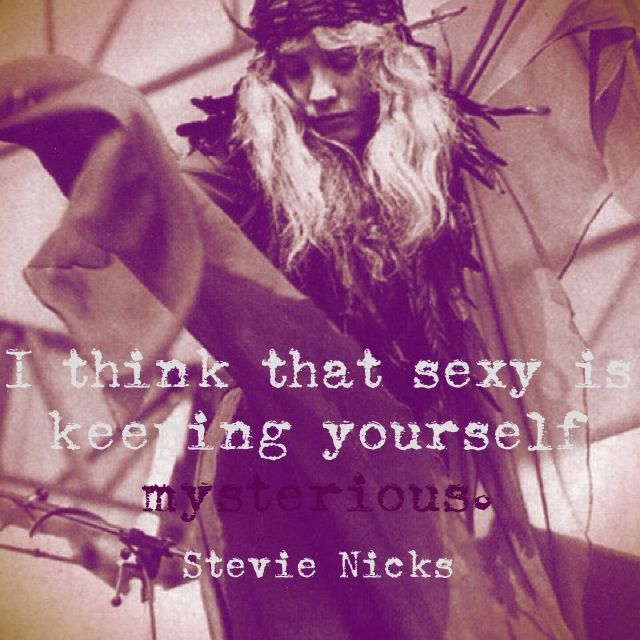 stevie nicks quote Source: musicfreedomlove.tumblr.com