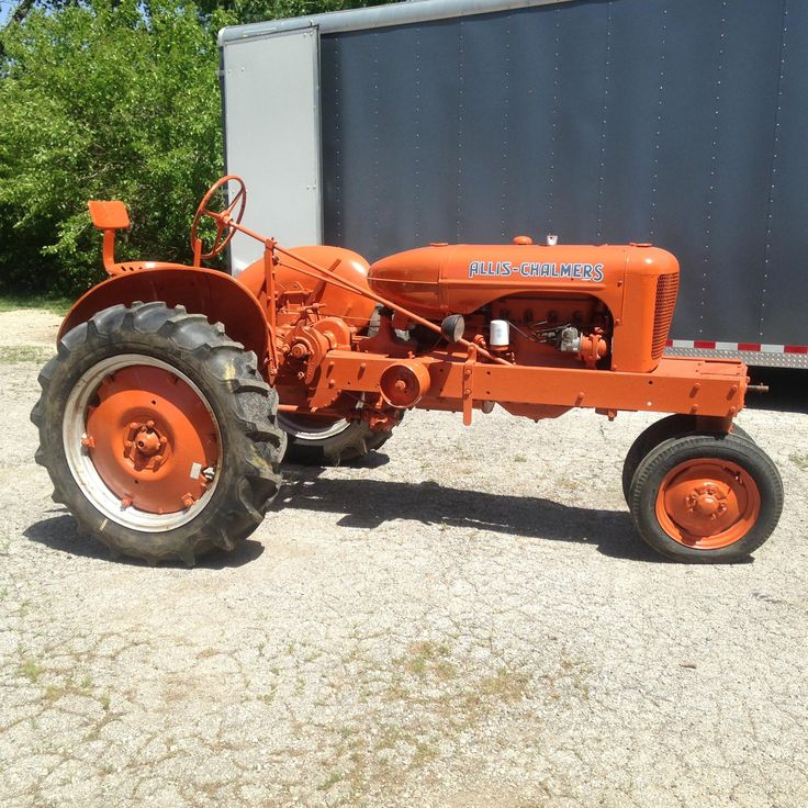 Allis-Chalmers RC Tractor