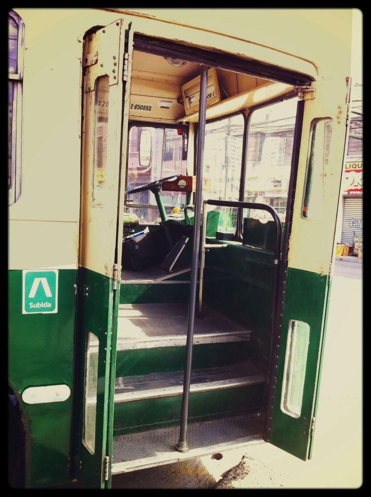 Trole bus