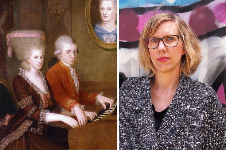 Maria Anna Mozart ansågs vara en bättre musiker än sin bror Wolfgang Amadeus och hennes namn placerades oftast högst upp på annonseringsbladen för de många konserter som hon och Wolfgang gav runt omkring i 1700-talets Europa, skriver Eva Bonde, chefredaktör för tidningen Historiskan.