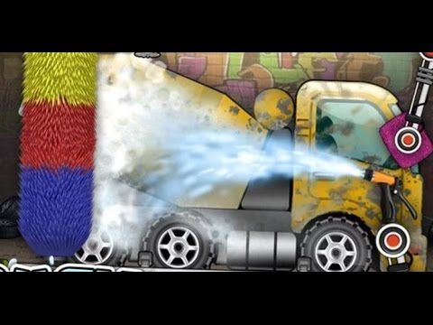 Truck Wash - Kids Game - Android gameplay 6677g.com   Movie  apps  free ...
