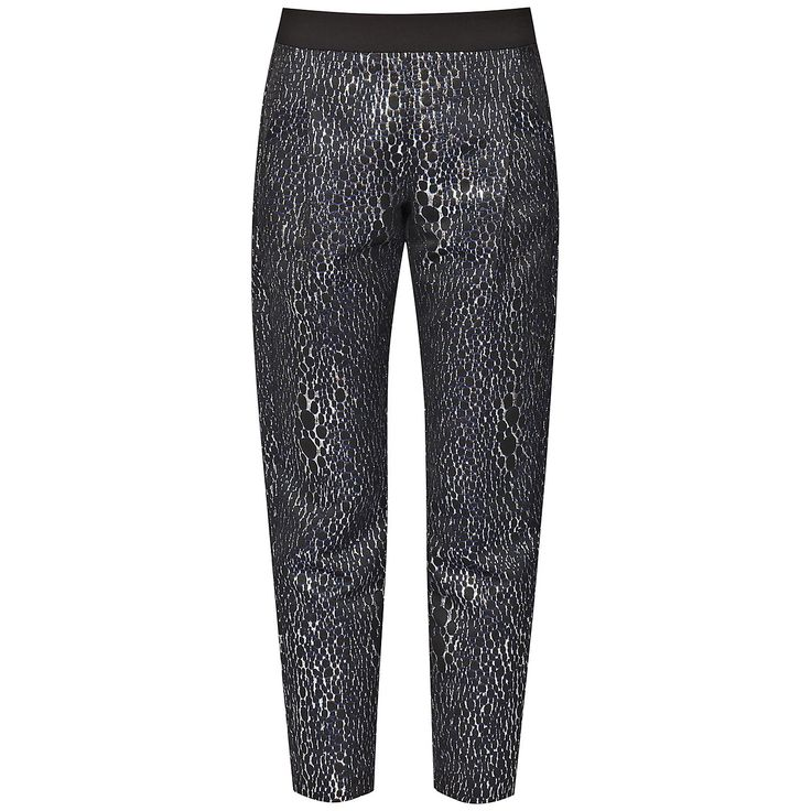Sparkle Ray Trousers, £110, French Connection