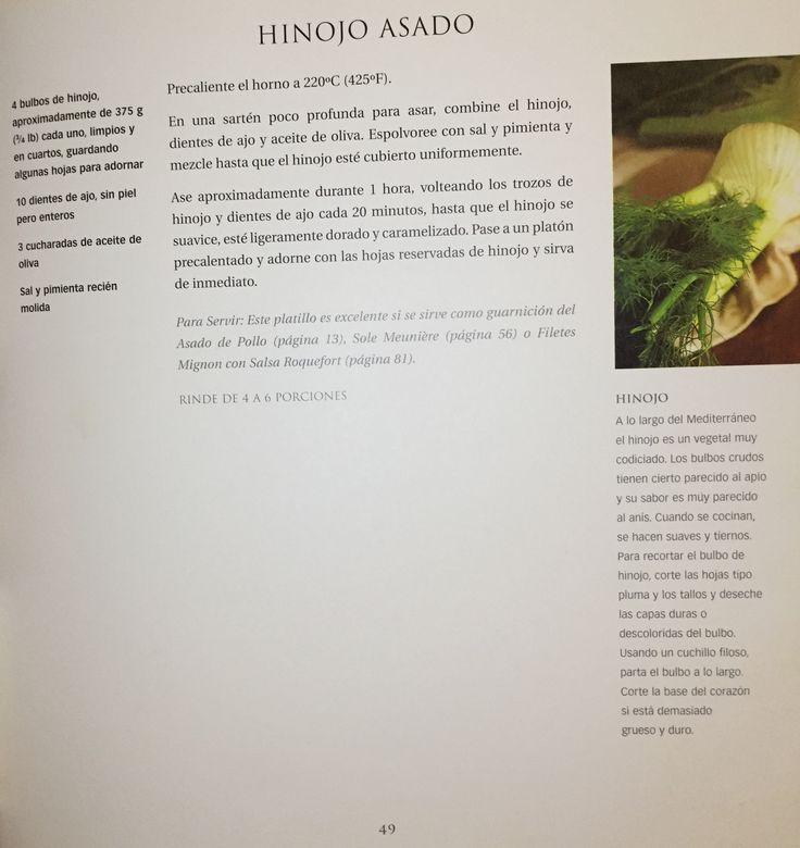 Hinojo Asado