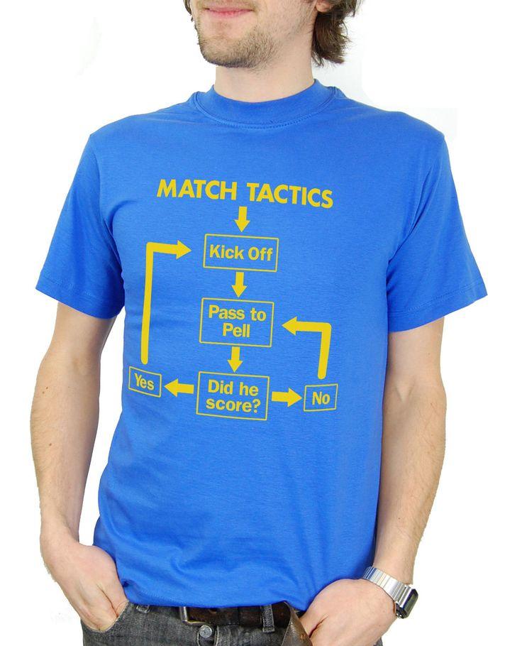 Hilarious AFC Wimbledon t-shirt.