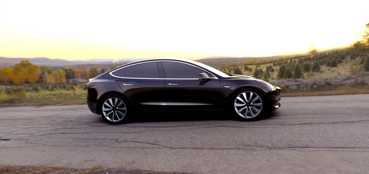 Model 3 | Tesla Motors België