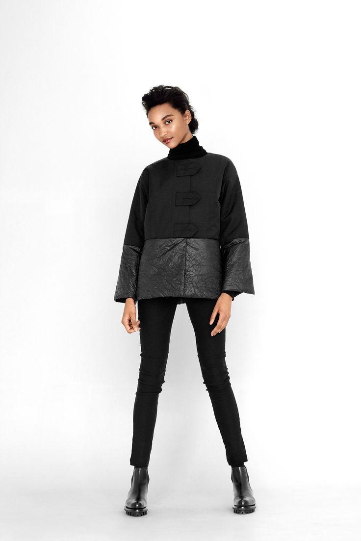 ORIGAMI Jacket - BITTE KAI RAND #afeelingtowear #bittekairand #aw16