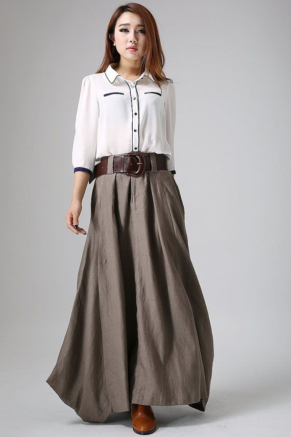 25  best ideas about Gray skirt on Pinterest | Gray skirt outfits ...