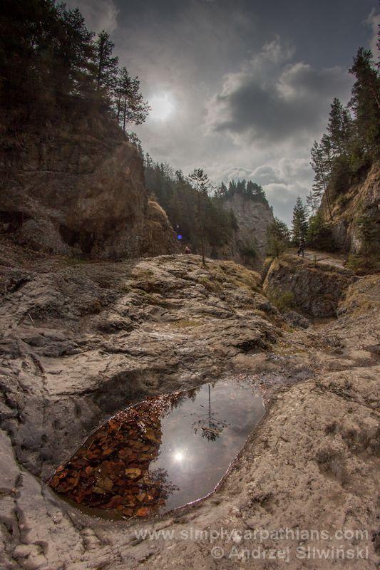 Gorgeous gorge ;)  www.simplycarpathians.com