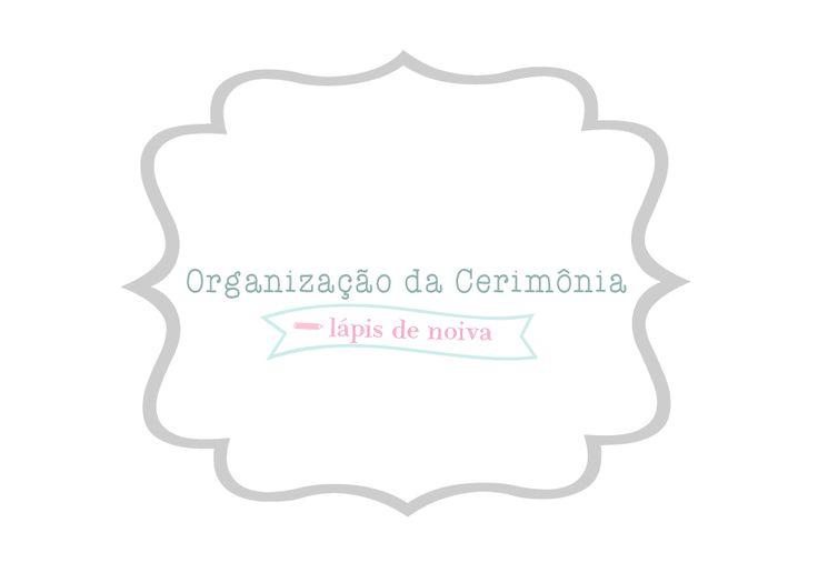 http://lapisdenoiva.com/organizacao-cerimonia/  Organização da Cerimônia | Lápis de Noiva