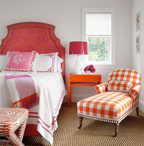 Orange Bedrooms: Best 25+ Orange Bedroom Decor Ideas On Pinterest