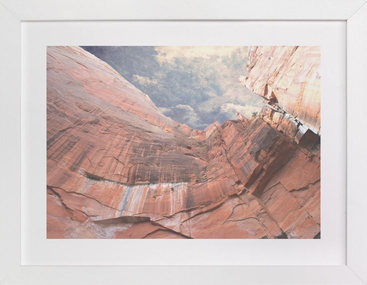 """From Down Below"" by Kim Bliss in beautiful frame options and a variety of sizes."