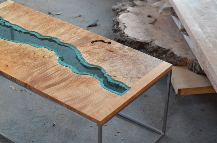 Greg Klassen: a father, a husband and an artist. Today, our blog brings to you two incredible coffee table designs created by this unique vanguardist mind. He combines the best of nature in a furniture piece. His handmade pieces leave anyone mesmerized and wishing to have a design like that.   More at: http://centertables.net/greg-klassen-the-creator-of-handmade-pieces-and-works-of-art/