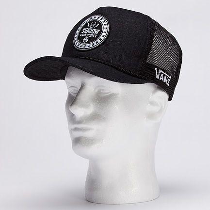 Vans X Shadow Conspiracy Trucker Hat Men [MNCBLK] - $39.99 : Vans Shop, Vans Shop in California