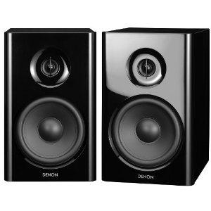 Denon SC-N7 Regallautsprecher (Paar) schwarz: Amazon.de: Audio & HiFi